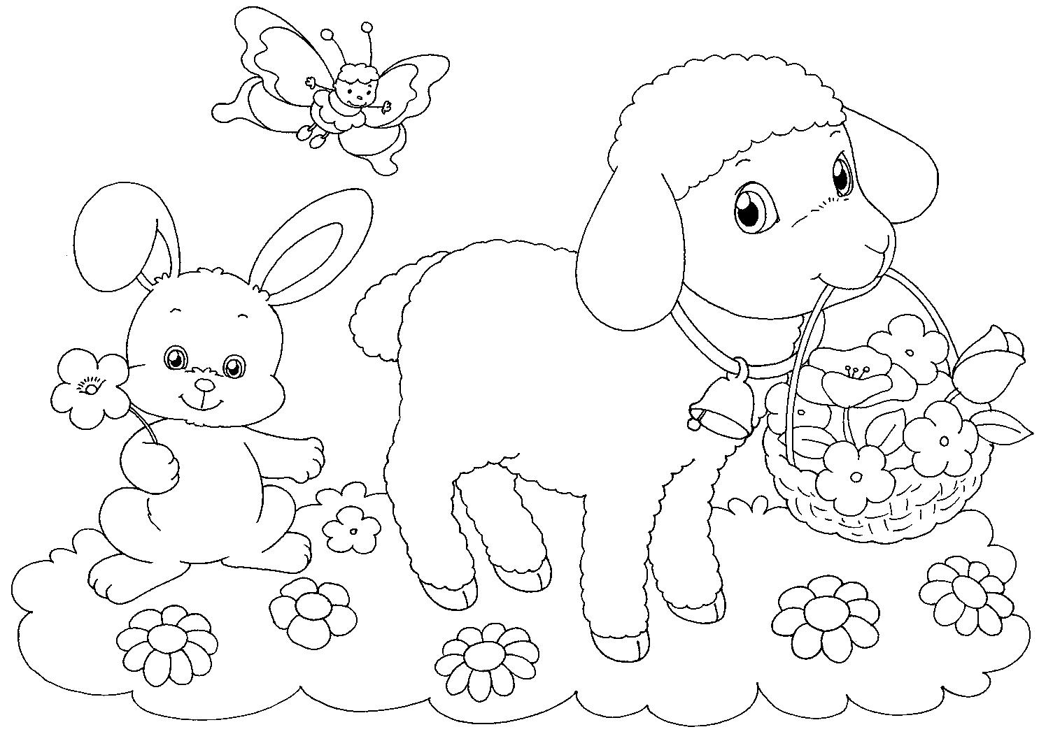 Dibujo 8 para colorear. Imprimir y pintar. - Dibujos para ...